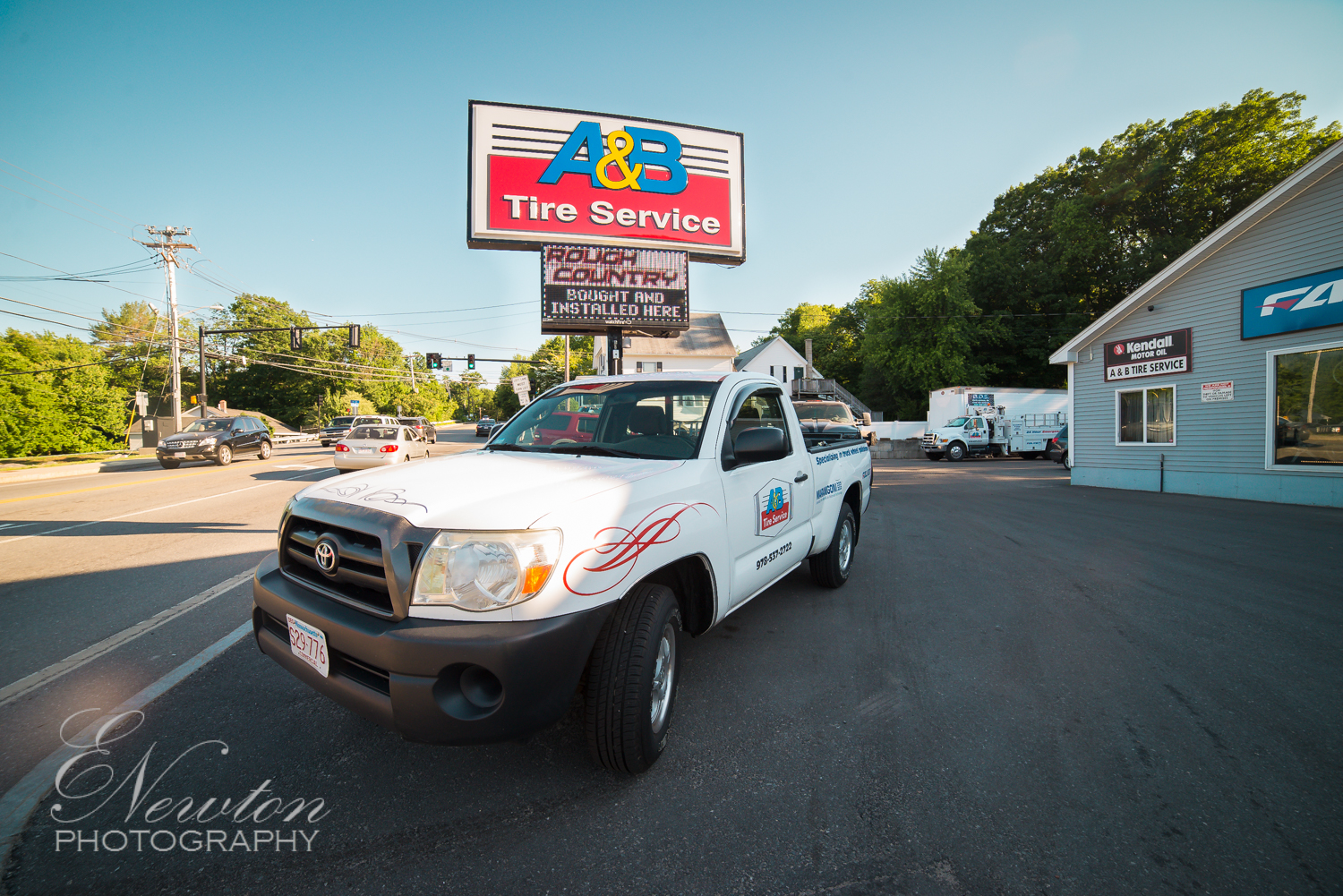 Visit A&B Tire Service in Leominster, MA for all your Tire, Auto Repair, and Commercial Truck Needs